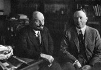 Сквозь мглу. Встреча В.И. Ленина и Герберта Уэлса
