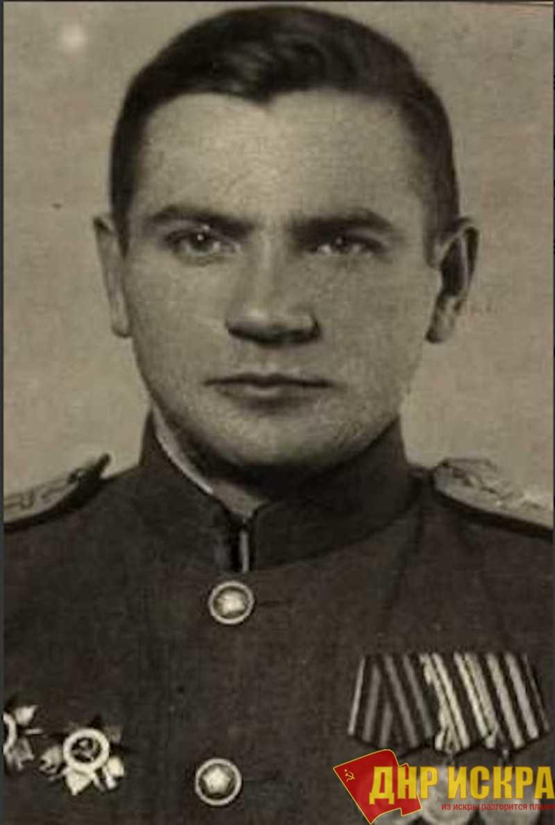 Горючка для Победы Две войны Леонида Сошина
