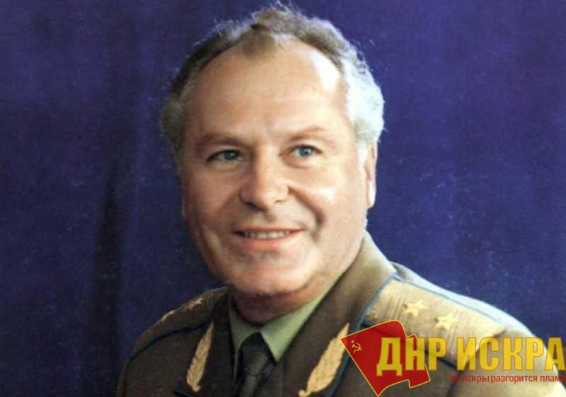 Память о легендарных подвигах Советских космонавтов бессмертна. Герман Титов