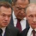 Академик Сергей Глазьев с президентом России Владимиром Путиным