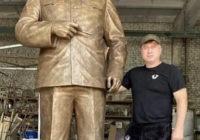 В Южной Осетии поставят памятник Сталину