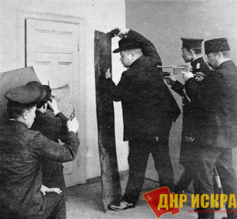 Провал коммерсантов из омской буржуазной охранки (ФСБ)