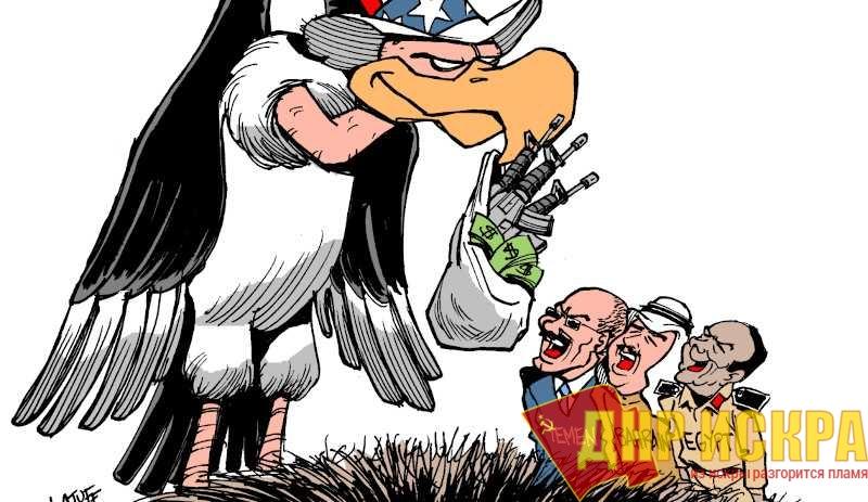 Природа империализма неизменна