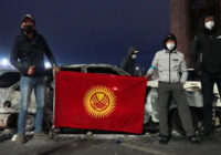 Империалисты затеяли новый майдан. Очередь дошла до Киргизии