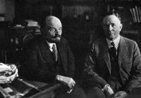 100 лет со дня встречи Ленина и Уэллса