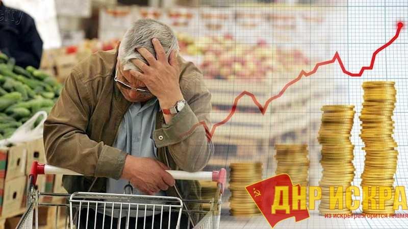 Спираль падения Украины