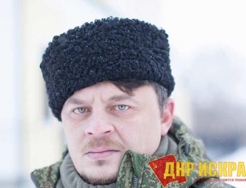 Николай Дьяконов, «верховный атаман» общественной организации «казаков»