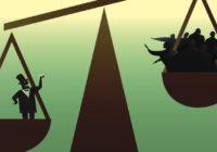 О весах социальной справедливости