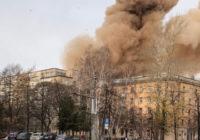 Взрыв кислородной будки в поликлинике Челябинска привёл к смерти двух человек