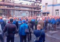 Забастовки в Макеевке и Енакиево (ДНР)