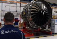 Rolls Royce сокращает производство в Великобритании
