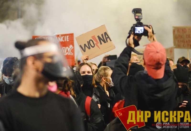 «Белорусский сценарий» для Польши: эффект бумеранга
