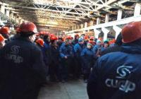 Забастовка на Харцызском канатном заводе в ДНР