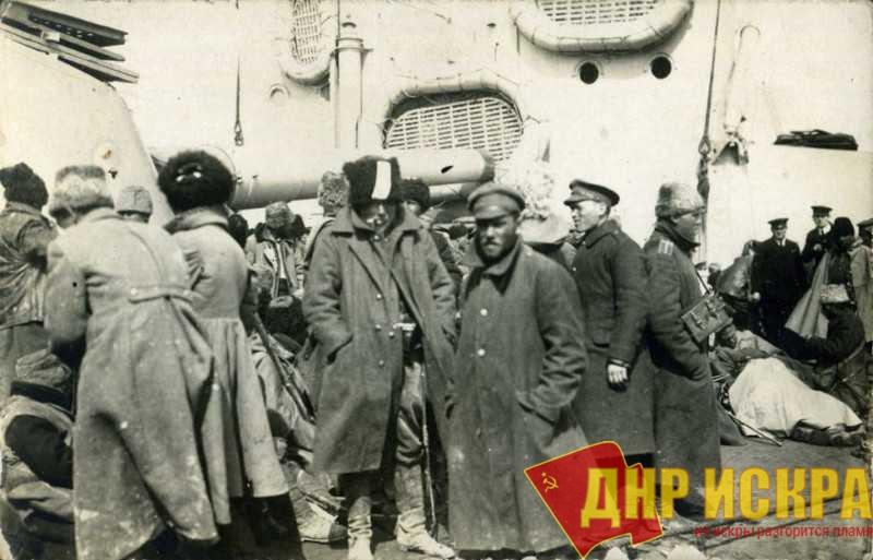 «Примирение» продолжается. Бежавшим белогвардейцам установят памятник в Севастополе
