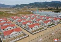 Общественный строй в КНДР через призму стихийных бедствий