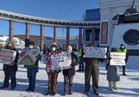 На Сахалине прошли протесты против региональной власти. Участвует весь регион