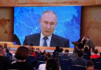 О пресс-конференции Владимира Путина