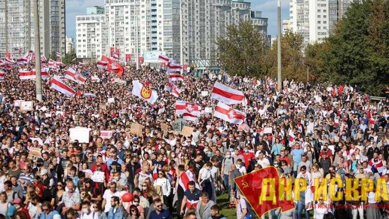 Протесты в Белоруссии: мнение Рабочей партии Австрии