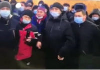 В Алмае бастовали работники водоканала