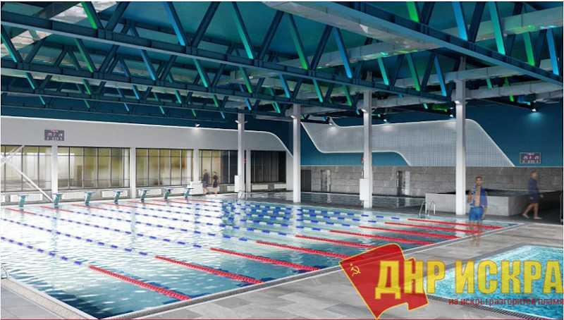Рыночные трансформации. В Оренбурге дворец спорта по ходу стройки превратился в частный фитнес-клуб