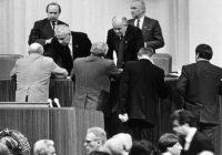 Бунт первых секретарей