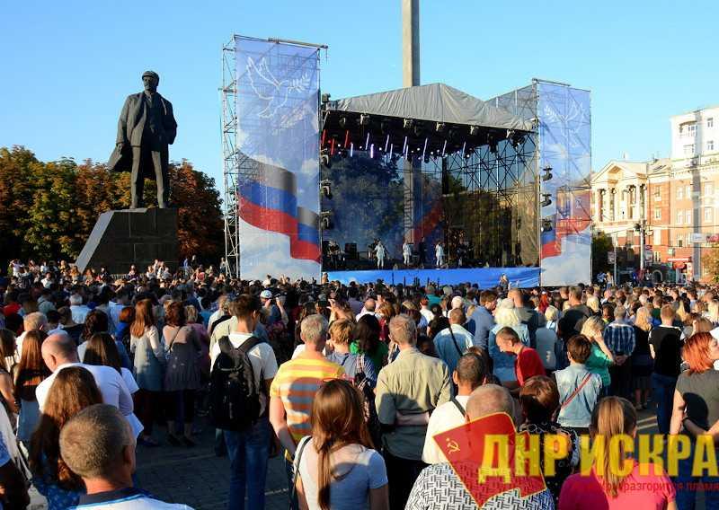 Донецк до власовского переворота