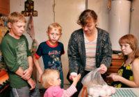 Каждый четвертый ребенок в России живет в нищете