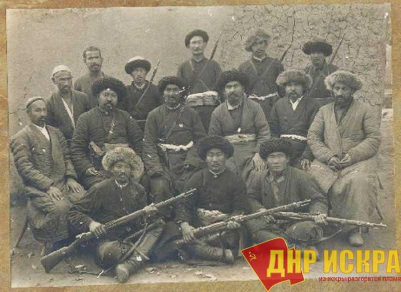 Узбекистан перенимает опыт «украинизации» для оправдания басмачей