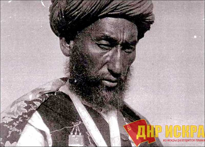 Курбаши Ибрагим-бек