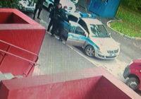 Здание Московского горкома КПРФ заблокировала полиция